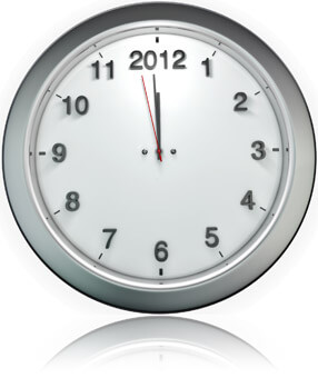 Countdown to 2012 clock, Fishbowl Inventory Blog