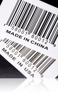 Made in America and Made in China barcodes, Fishbowl Inventory Blog