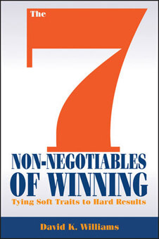 The 7 Non-Negotiables of Winning: Trying-Soft Traits to Hard Results, Fishbowl Inventory Blog