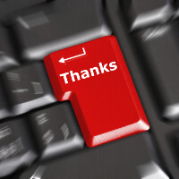 Thanks, and return to the Fishbowl Blog as often as you like, Fishbowl Blog