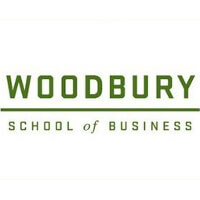 The Woodbury School of Business logo, Fishbowl Blog